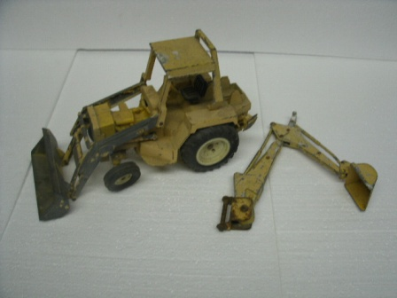 Ertl International Tractor Loader - Backhoe