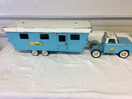 Vintage Nylint Mobile Home